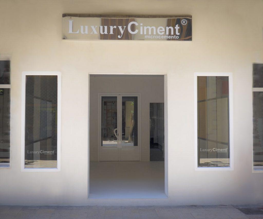 Luxury Ciment microcemento fachada