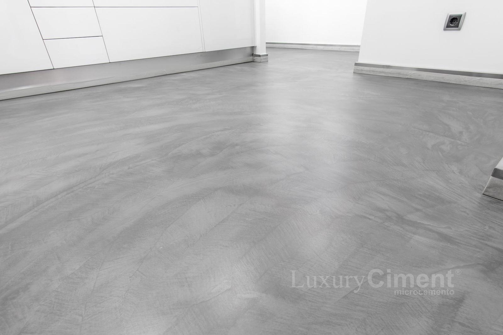 Microcemento en suelos paredes ba os cocinas para for Revestimiento sintetico para banos