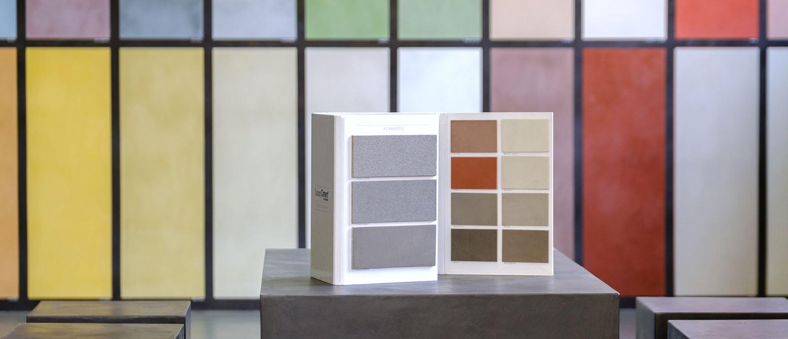 carta de colores Luxuryciment